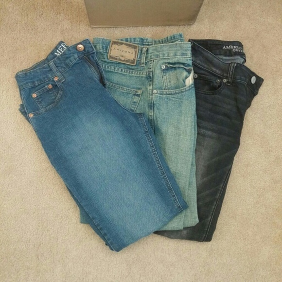 American Eagle Outfitters Denim - 3 NEW jeans set